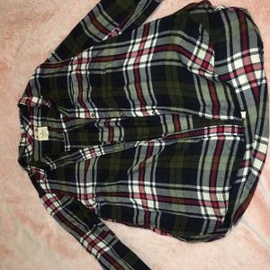 AE Plaid shirt